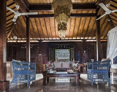 Photo for Situated in authontic rural north bali surrounded by rice fields.