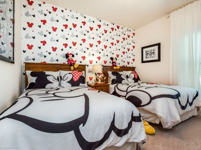 Photo for AMAZING DECORATION 4 BEDROOMS AT LUCAYA CLOSE TO DISNEY OBA3214GOLD