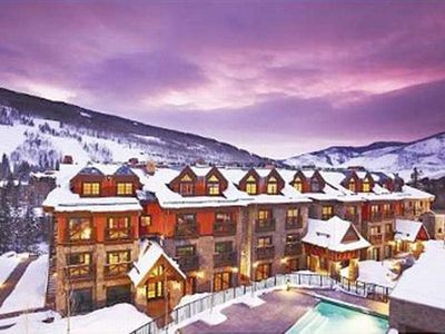 Photo for Fantastic Vail Village Location-Luxurious, Spacious & Elegant Condo