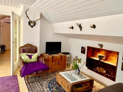 Photo for Country house atmosphere under the roof
