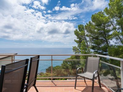 Photo for Vacation home Orizzonte (AND115) in Marina di Andora - 6 persons, 3 bedrooms