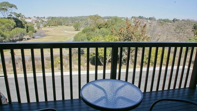 Photo for Hub: Middle of town overlooking golf course with lift access - Bun26.5