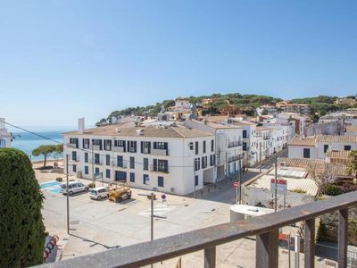 Photo for APARTMENT MARSOL II - LLAFRANC, 3 Bedrooms, Sea Views, Internet