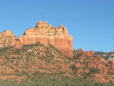 Photo for Great value in gorgeous red rock country!