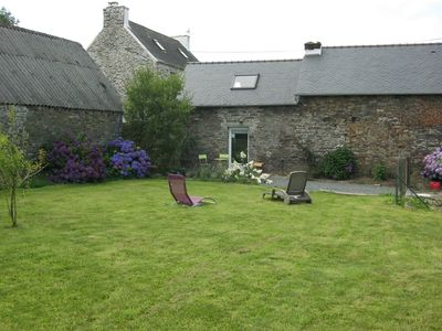 Photo for cottage at the foot of the mountains of arrée, 10 minutes of Morlaix Bay