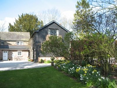 Photo for Barn Conversion With Use Of Garden And Heated Swimming Pool