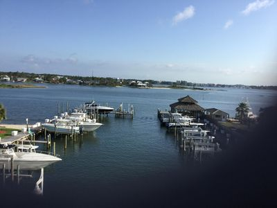Photo for Beautiful Waterfront Condo With 2 Masters, A Bunk Room And 2.5 Baths