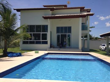 House 4qts / 2Stes in Meaipe, Guarapari, ideal to enjoy with family