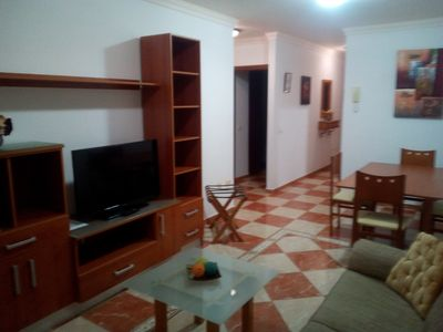 Photo for Equipped Apartment, Two bedrooms, Living room, Bathroom and Independent Kitchen.