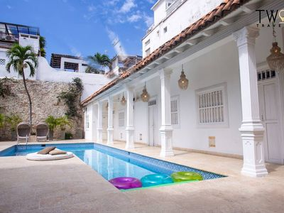 Photo for Hang by the Largest Pool in Cartagena's Old City