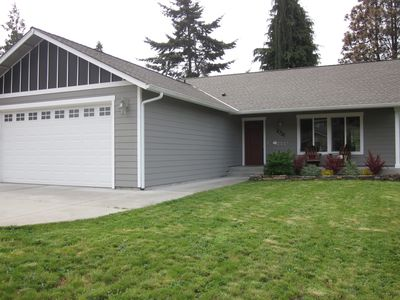 Photo for Summer & Holiday Listing Listing in the Heart of the Olympic Peninsula!