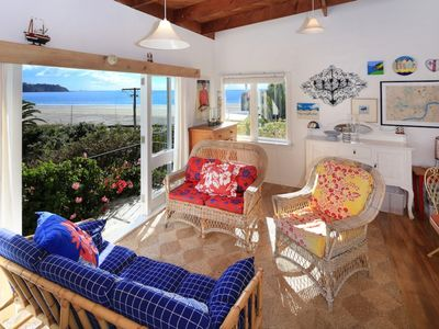 Photo for Sunshine Cottage by the Sea - Stay Waiheke