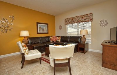 Photo for SOUTH FACING POOL, GATED RESORT COMMUNITY, NEXT TO CLUBHOUSE, FREE WIFI!!