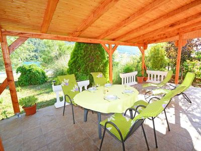 Photo for House in the center of Grebaštica with Internet, Air conditioning, Parking, Terrace (140213)
