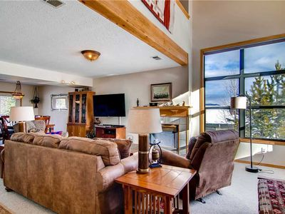 Photo for Mountain home with large deck, private hot tub, and perfect for EVERY season