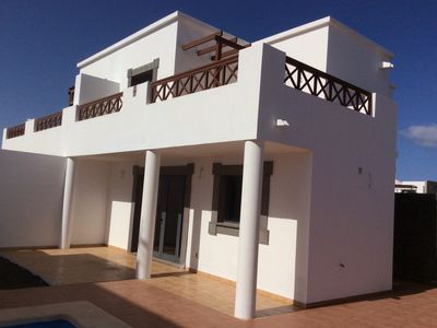 Photo for STUNNING 3 BEDROOM 2 BATH VILLA - PRIVATE HEATED POOL - 5MIN WALK TO OCEAN FRONT