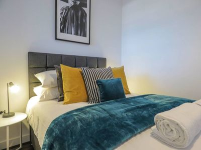 Photo for Modern design studio apartment in the heart of Jewellery Quarter