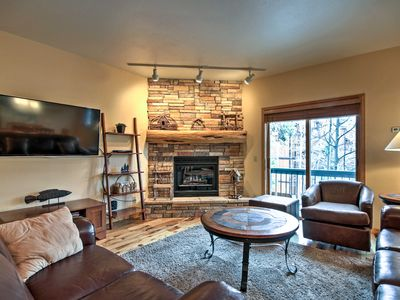 Photo for Ski-in/Ski-Out Breck Condo - Walk to Lifts/Town!