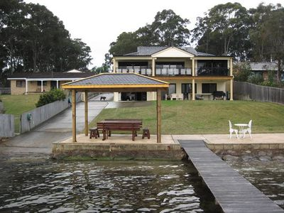 Photo for 2BR Apartment Vacation Rental in St Georges Basin, NSW