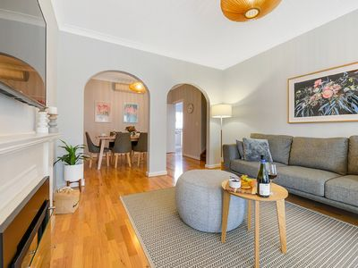 Photo for 28 NILE -  A beautiful 3 bedroom, 2 storey home in the heart of Glenelg