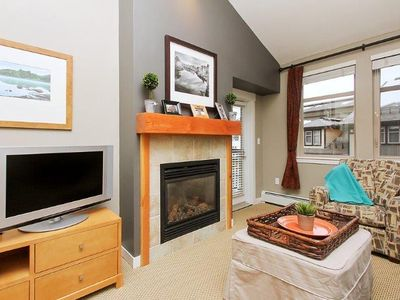 Photo for Fresh Modern Condo w/ New Decor   Overlooks Amenities!   150 Yds to Slopes