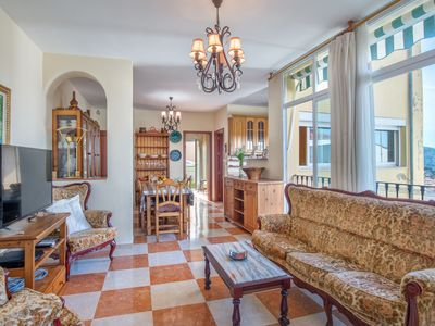 """Photo for Holiday Apartment """"Planta Alta Casa Carmen y Andres"""" with Mountain View, Wi-Fi, Garden & Terraces; Pets Allowed"""