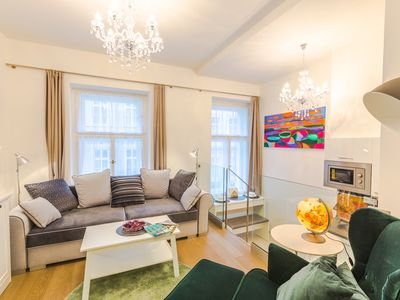 Photo for Chateau Savoy, new cozy 2 bedroom apartment in the center of Prague