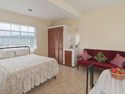 Photo for 1-Bedroom Apartment with Air-conditioning & Patio