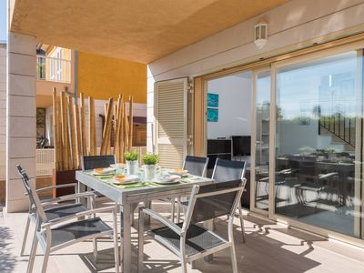Photo for 3BR House Vacation Rental in Port d����������Alcudia, Mallorca