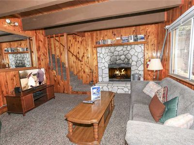 Photo for Moonridge Retreat - Beautiful Forest Views! WiFi, Roku, and HBO! Free 2 HR Bike Rental