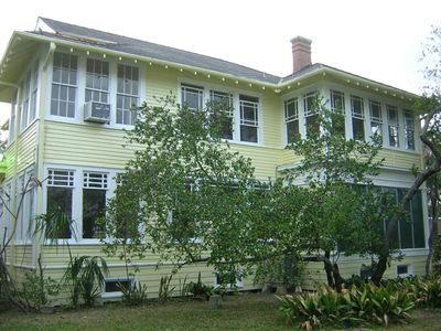 Photo for Galveston Historic Home - Broadway-East End Historic home - $350.night 30 nt min