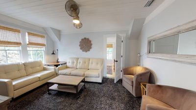 Photo for Renovated 1920 Guesthouse - Easy Walk to Downtown - Only 3 Miles to the Beach