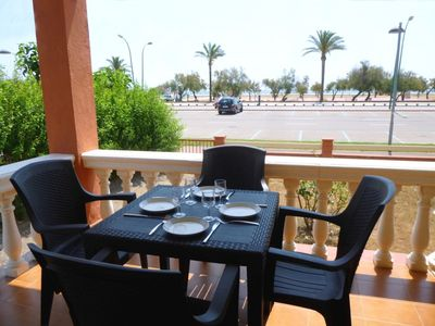 Photo for 1BR Apartment Vacation Rental in Empuriabrava, Cataluña