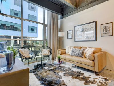 Photo for Stayloom's High-End 6th Street Loft | Downtown