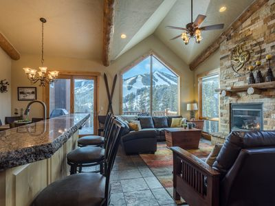 Photo for Lakota Antlers 409 by WPLCo   Ski Area Views From Hot Tub   Luxury Living   New Townhome!