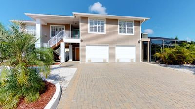 Photo for 4851 Estero Blvd - Pool Home With View of Gulf