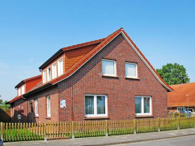 Photo for Vacation home Hausteil ohne Pool (NSL102) in Nessmersiel - 6 persons, 3 bedrooms
