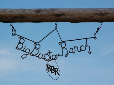 Photo for BIG BUSTER CREEKSIDE RANCH