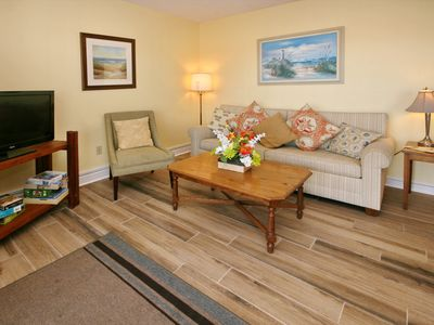 Photo for Myrtle Beach Resort B527 | Charming Condo with Full Kitchen & Indoor pool