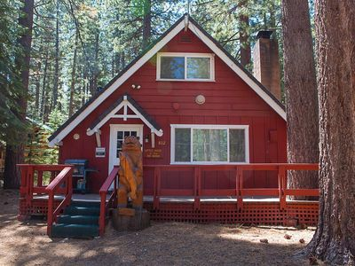 Photo for A Little House in the Big Woods - Near Ski Resorts and Camp Richardson Resort