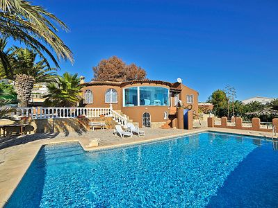 Photo for Vacation home Casa Carisma  in Moraira, Costa Blanca - 6 persons, 3 bedrooms