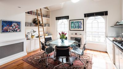 Photo for Stylish 1bedroom loft apartment in Covent Garden with terrace