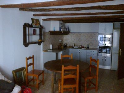 Photo for Charming restored house in the heart of the low aragon