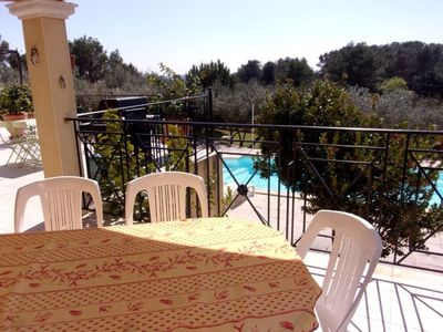 Photo for PROMOTION 20% Villa 12 p exceptional view, swimming pool gym