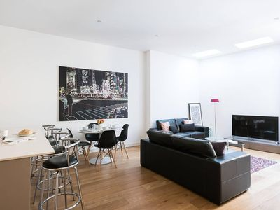 Photo for Stylish 2BR flat next to the Tate Modern
