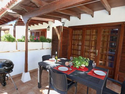 Photo for El Medano - Wonderful villa 100 meters from the beach