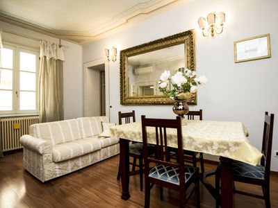Photo for Dimora Isabella Elegant apartment in the historic center of Pisa