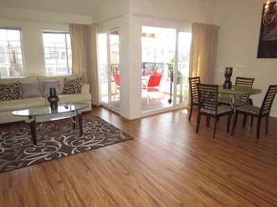 Photo for 3 BR- Across the street from the Beach