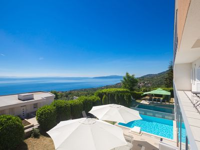 Photo for Top sea view villa St. Petar for luxury vacation