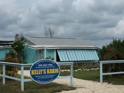Photo for Kelly's Kabin private cottage on Summerland Key